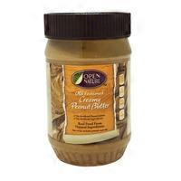 Open Nature 100% Natural Old Fashioned Creamy Peanut Butter