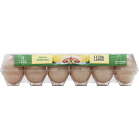 Land O Lakes Eggs, Brown, Extra Large