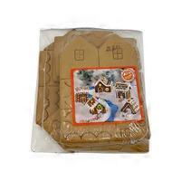 Mini Gingerbread Village Kit