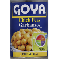 Goya Chick Peas, Garbanzo Beans