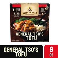 Sweet Earth General Tsao's Tofu