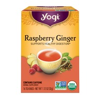Yogi Raspberry Ginger Tea