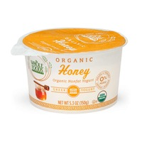 Whole Foods Market Organic Honey Nonfat Greek Yogurt