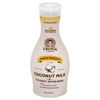Califia Farms Coconut Milk & Coconut Water Blend