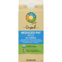 Full Circle Organic 2% Reduced Fat Milk