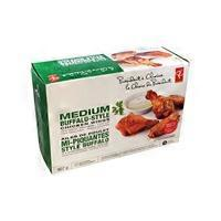 President's Choice Medium Buffalo Style Chicken Wings With Sauce