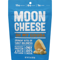 Moon Cheese Cheese, Oh My Gouda