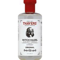 Thayers Astringent, Witch Hazel, Original