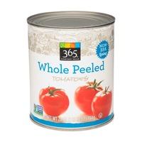 365 Whole Peeled Tomatoes