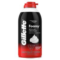 Gillette Foamy Regular Shave Cream