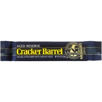 Cracker Barrel Aged Reserve Extra Sharp White Cheddar Cheese