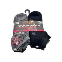 Pro Player Women's Size 4-10 Assorted Low-Cut Socks