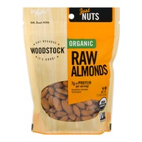 Woodstock Organic Raw Almonds