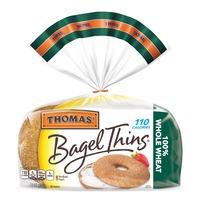 Thomas' Whole Wheat Bagel Thins