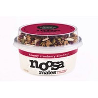 Noosa Mates Honey Cranberry Almond Yogurt