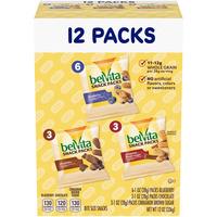 belVita Breakfast Biscuit Bites, Assorted Flavors