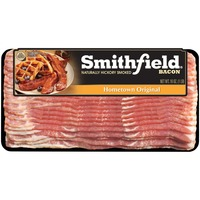 Smithfield Naturally Hickory Smoked Hometown Original Bacon