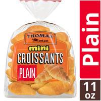 Thomas' Plain Mini Croissants