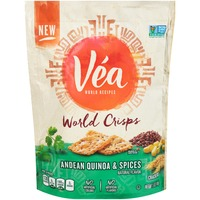 Vea Andean Quinoa & Spices World Crisps Crackers