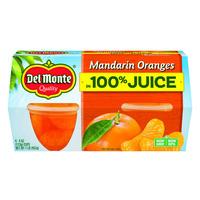 Del Monte Mandarin Oranges in Light Syrup