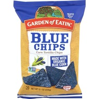 Garden of Eatin' Corn Tortilla Chips Blue Chips
