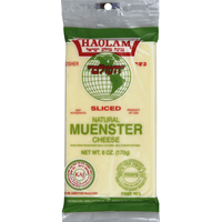 Haolam Sliced Cheese, Muenster
