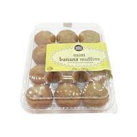 Whole Foods Market Mini Banana Muffins
