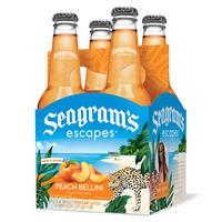 Seagram's Escapes Peach Bellini
