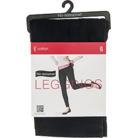 2576c86dd8f No nonsense Tights Opaque Black - Small (1 ct) from Stop   Shop ...