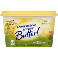 I Can't Believe It's Not Butter Buttery Spread Light
