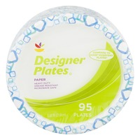 SB Designer Plates Paper - 95 CT  sc 1 st  Instacart & paper-plates at Giant Food Stores - Instacart