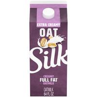 Silk Extra Creamy Oat Milk