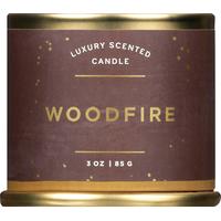 ILLUME Candle, Scented, Luxury, Woodfire