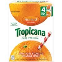 Tropicana Pure Premium No Pulp Orange Juice