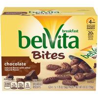 RITZ Belvita Bites Chocolate Mini Breakfast Biscuits