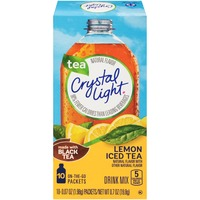 Crystal Light On-the-Go Lemon Iced Tea Drink Mix