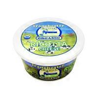 Franchester Farms Organic Ricotta Cheese