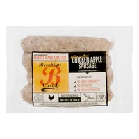 Brooklyn Cured Fully Cooked Chicken Apple Sausage