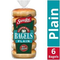 Sara Lee Plain Toaster Bagel