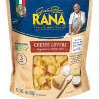 Rana Cheese Lovers Tortelloni Refrigerated Pasta