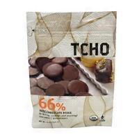 TCHO Organic 66% Dark Chocolate Baking Drops