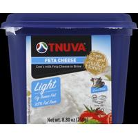 Tnuva Cheese, Feta, Light, Cow's Milk