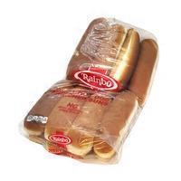 Rainbo Giant Hot Dog Buns