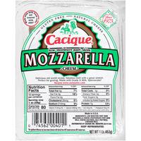 Cacique Mozzarella Low-Moisture Part-Skim Milk Cheese