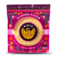 Siete Family Foods Almond Flour Tortillas