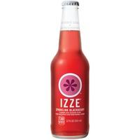 Izze Sparkling Blackberry Juice Beverage