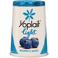 Yoplait Light Blueberry Patch Fat Free Yogurt