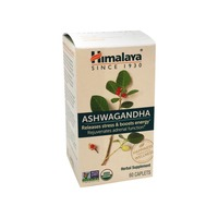Himalaya Ashwagandha Anti-Stress And Energy Caplets