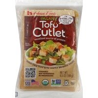 House Foods Tofu, Organic, Cutlet