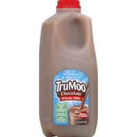 TruMoo Whole Milk, Chocolate